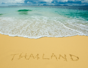 Thailand in the Sand